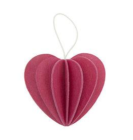 Lovi粉红色心形装饰