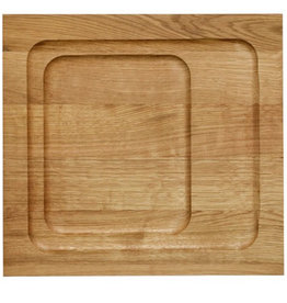 TOOLS WOODEN TRAY IN OAK