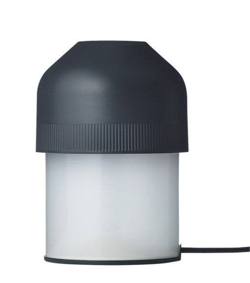 VOLUME LED BLACKBIRD TABLE LAMP