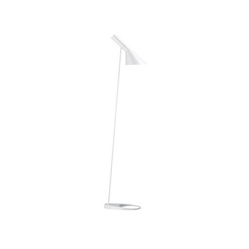 AJ FLOOR LAMP IN WHITE
