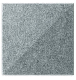 SOUNDWAVE BELLA ACOUSTIC PANEL IN GREY FIBRE