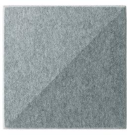 SOUNDWAVE Bella灰色纤维造隔音面板