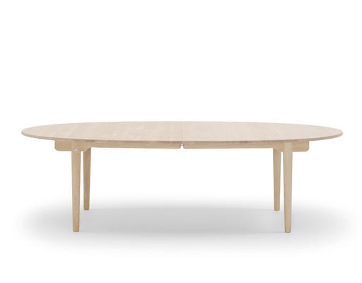 CH338 EXTENDABLE DINING TABLE IN OAK