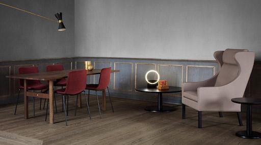4200 PATO白色餐椅