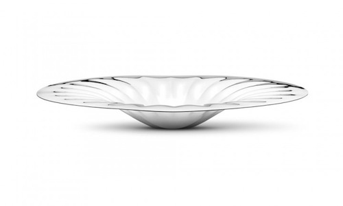 LEGACY CENTREPIECE, IN MIRROR-POLISHED STAINLESS STEEL, ∅460 | H64.5 MM