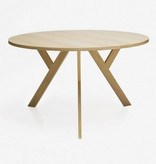 3140 YPSILON ROUND DINING TABLE