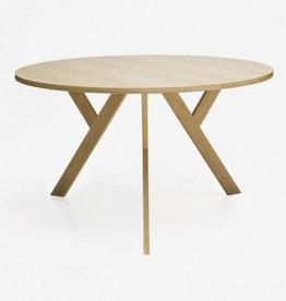 3140 YPSILON ROUND DINING TABLE (DISPLAY)