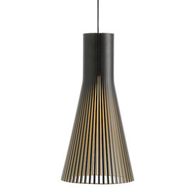 SECTO 4200 PENDANT LAMP IN BLACK