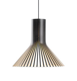 PUNCTO 4203 PENDANT LAMP IN BLACK