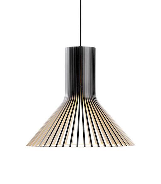PUNCTO 4203 PENDANT LAMP IN BLACK