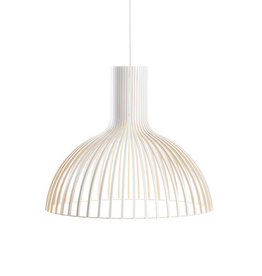 VICTO 4250 PENDANT LAMP IN WHITE