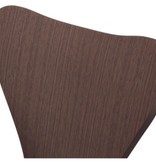 3107 SERIES 7 STACKABLE CHAIR IN WALNUT