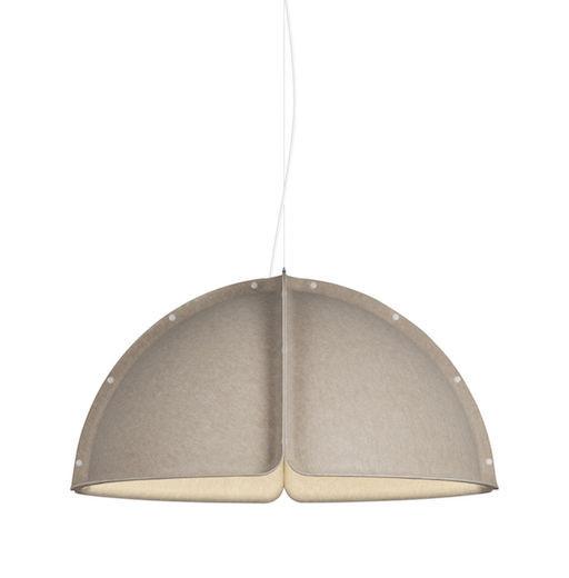 (陳列室展品) HOOD LED 沙色吊燈