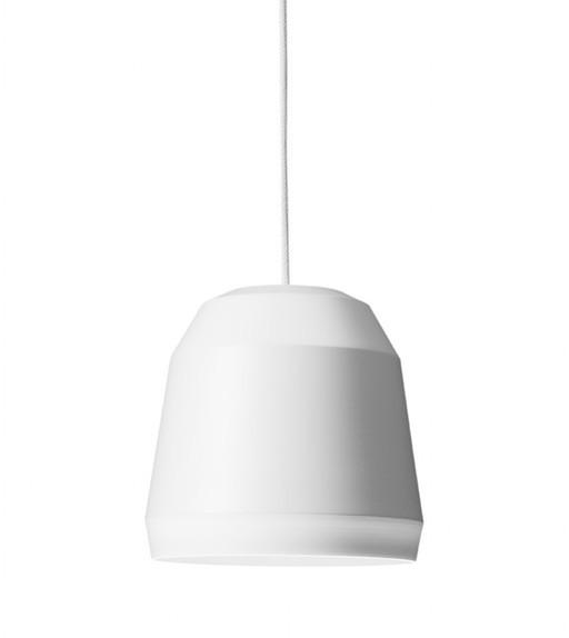 MINGUS 1 白色啞光漆鋁吊燈