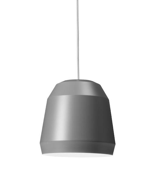 MINGUS 1 非常灰色啞光漆鋁吊灯