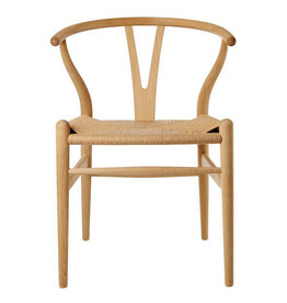 CH24 WISHBONE CHAIR IN OAK