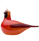 BIRDS BY TOIKKA, RED CARDINAL