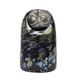 BIRDS BY TOIKKA, SOOTY OWL