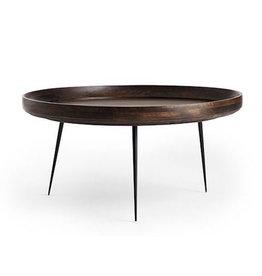 MANGO BOWL X LARGE TABLE, SIRKA GREY FINISHED MANGO WOOD