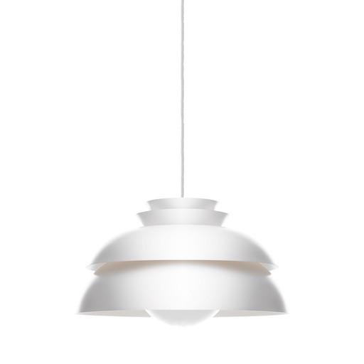 CONCERT P1白色吊灯