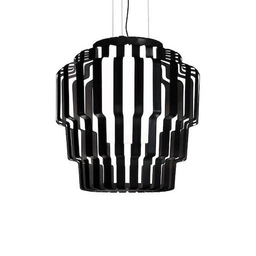 PALLAS黑色大型吊燈
