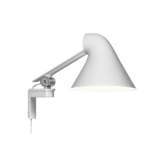 NJP LED 白色短臂壁灯