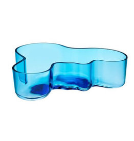 AALTO BOWL, TURQUOISE, 50 x 195 MM