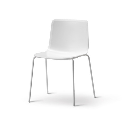 4200 PATO CHAIR IN WHITE
