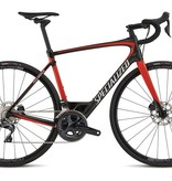 SPECIALIZED® 2018 ROUBAIX EXPERT Ult. Di2 8070 METWHTSIL/BLK 56cm/Large
