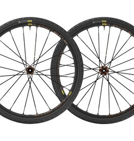 MAVIC® Mavic MY18 Allroad Pro UST Disc 6/Bolt Pair 12mm M-30 Black (1610 g)