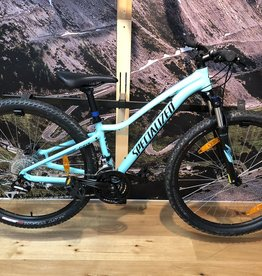 SPECIALIZED® Pre Loved 2017 Jynx 650b XS Mint/Turq/Blk