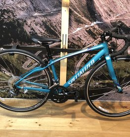 SPECIALIZED® Pre Loved Dolce Sport 44cm in Satin Prl Turquoise/Deep Prl Indigo/Silver/Hyper