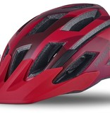 SPECIALIZED® TACTIC 3 HELMET CE RED FRACTAL M