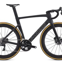 SPECIALIZED® 2019 S-WORKS VENGE DISC Di2 BLK/SILHLG 56 cm
