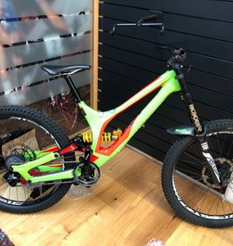 """SPECIALIZED® Pre Loved 2016/2017 Demo 8 Alloy (Long) 650b/27.5"""" with Ohlins TTX Shock and Springs 457lbs/in-502lbs/in 80n/mm 88n/mm"""