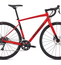 SPECIALIZED® 2019 DIVERGE MEN E5 RKTRED/BLK 54