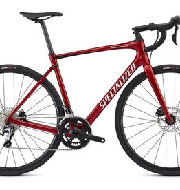 SPECIALIZED® 2019 ROUBAIX HYDRO GLOSS CANDY RED/TARBLK/METWHTSIL 52 cm/Small