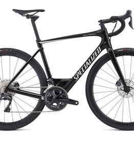 SPECIALIZED® 2019 ROUBAIX EXPERT ULT. Di2 GLOSS COSMIC BLACK/KOOL SILVER 56 cm/Large