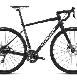 SPECIALIZED® 2019 DIVERGE MEN E5 BLACK/WHITE/CHARCOAL 52 cm/Small