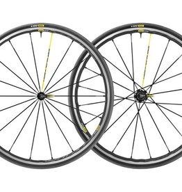 MAVIC® 2019 Mavic Ksyrium Pro UST Pair M-25 Black 1410 g pair without tyres
