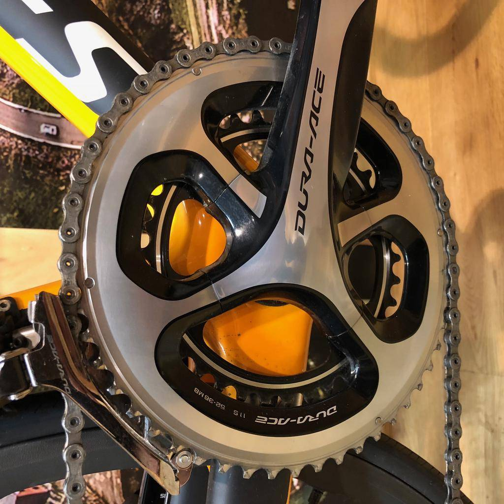 SPECIALIZED® Pre Loved S-Works Tarmac SL4 56cm/Large DuraAce Di2