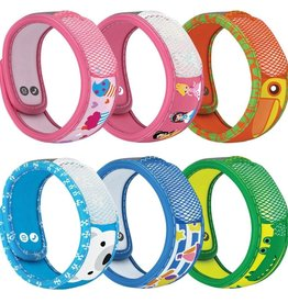 Para'Kito Mosquito Repellent Band-Kid's, All Color