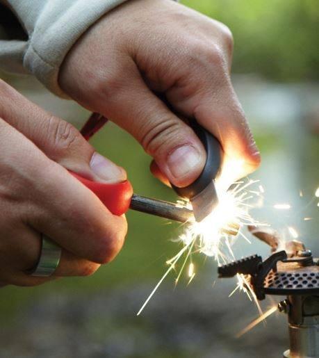 LIGHT MY FIRE Swedish FireSteel 2.0®