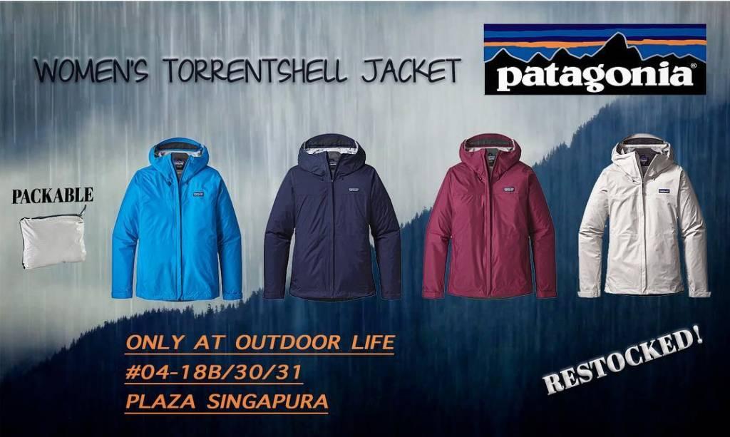 Patagonia  Women Torrentshall  Jacket