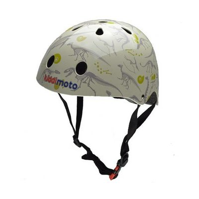 Kiddimoto Kinderhelm Fossil Medium