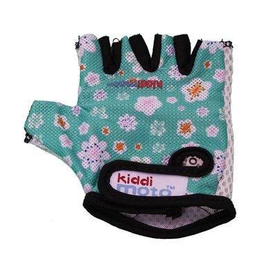 Kiddimoto Kinderfietshandschoen Fleur Medium