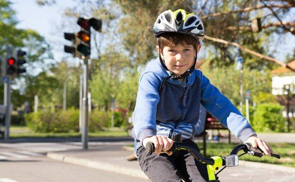 Uw kind veilig op de fiets