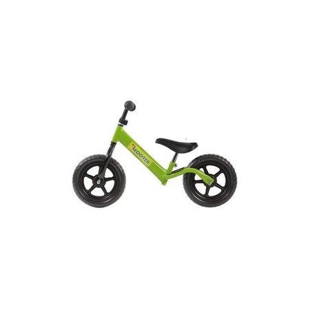 PexKids Loopfiets scooter groen