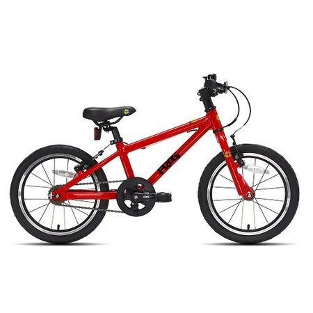 Frog Bikes Kinderfiets 4-5  jaar 'Frog 48' Rood - top of the bill