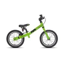 Frog Bikes Loopfiets Tadpole Plus Groen